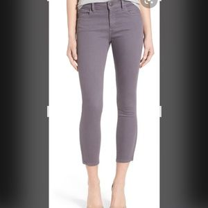 BNWT!! Eco DL1961 florence cropped jeans w/ zipper